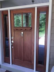 Sa200 Cloth Doors