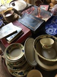 Unreserved Real Estate & Antiques Contents Auction - 184