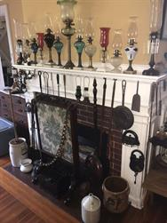 Unreserved Real Estate & Antiques, 1,000+ Kerosene & Oil Lamps Auction - 54328