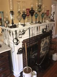Unreserved Real Estate & Antiques, 1,000+ Kerosene & Oil Lamps Auction - 54329