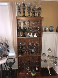 Unreserved Real Estate & Antiques, 1,000+ Kerosene & Oil Lamps Auction - 3
