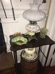 Unreserved Real Estate & Antiques, 1,000+ Kerosene & Oil Lamps Auction - 24