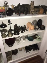 Unreserved Real Estate & Antiques, 1,000+ Kerosene & Oil Lamps Auction - 22