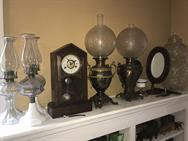 Unreserved Real Estate & Antiques, 1,000+ Kerosene & Oil Lamps Auction - 27