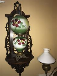 Unreserved Real Estate & Antiques, 1,000+ Kerosene & Oil Lamps Auction - 26