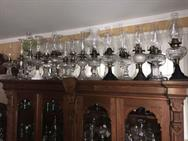 Unreserved Real Estate & Antiques, 1,000+ Kerosene & Oil Lamps Auction - 28