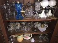 Unreserved Real Estate & Antiques, 1,000+ Kerosene & Oil Lamps Auction - 31
