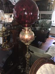 Unreserved Real Estate & Antiques, 1,000+ Kerosene & Oil Lamps Auction - 45