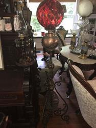 Unreserved Real Estate & Antiques, 1,000+ Kerosene & Oil Lamps Auction - 60