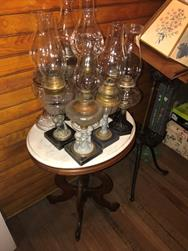 Unreserved Real Estate & Antiques, 1,000+ Kerosene & Oil Lamps Auction - 65