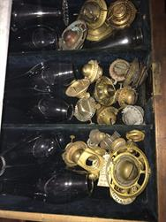 Unreserved Real Estate & Antiques, 1,000+ Kerosene & Oil Lamps Auction - 156