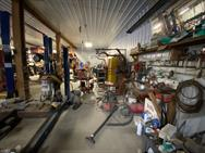 Two-Day Unreserved Real Estate & Garage Equipment Auction - 84259
