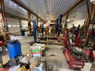 Two-Day Unreserved Real Estate & Garage Equipment Auction - 84260