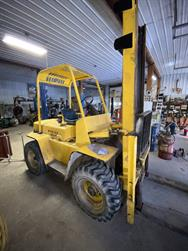 Two-Day Unreserved Real Estate & Garage Equipment Auction - 12