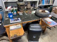 Two-Day Unreserved Real Estate & Garage Equipment Auction - 94