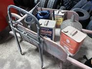 Two-Day Unreserved Real Estate & Garage Equipment Auction - 150