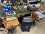 Two-Day Unreserved Real Estate & Garage Equipment Auction - 323