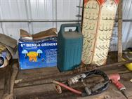 Two-Day Unreserved Real Estate & Garage Equipment Auction - 331
