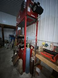 Two-Day Unreserved Real Estate & Garage Equipment Auction - 336