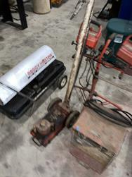 Two-Day Unreserved Real Estate & Garage Equipment Auction - 381