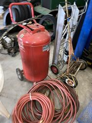 Two-Day Unreserved Real Estate & Garage Equipment Auction - 387